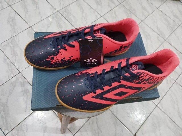 Futsal Umbro Tam 39 e 40 - Foto 2