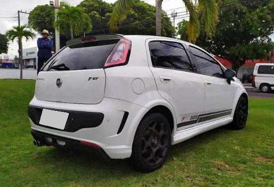 Fiat Punto T-JET 1.4 16V Turbo 5p 2013 - Somente Whatsapp - Foto 4
