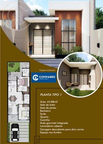 Casa à venda com 1 dormitórios em Jardim das palmeiras, Foz do iguacu cod:0117 - Foto 9