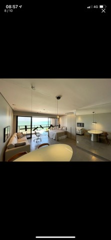 Belíssimo studio a beira mar de Maceió  - Foto 18
