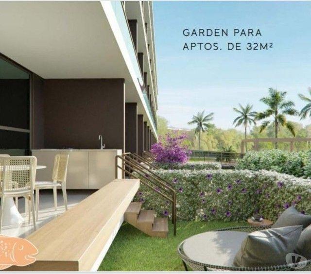 Flat para venda possui 32 metros quadrados com 1 quarto em Muro Alto - Ipojuca - PE - Foto 6