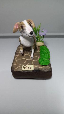 Miniatura Personalizada Com Biscuit