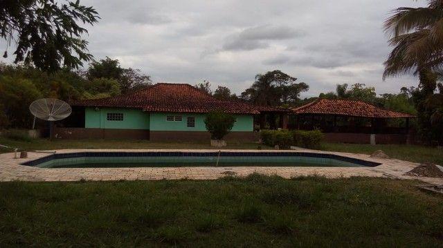 Fazenda/Sítio/Chácara para venda tem 121000 metros quadrados com 4 quartos em Rural - Pora - Foto 7