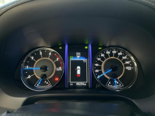 Toyota hilux sw4 2019 2.8 srx 4x4 7 lugares 16v turbo intercooler diesel 4p automÁtico - Foto 14