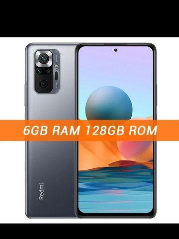 SÓ HOJE**Redmi Note 10 Pro 6/128 Nfc câmera 108mp Lançamento + Mi Band 5 - Foto 6