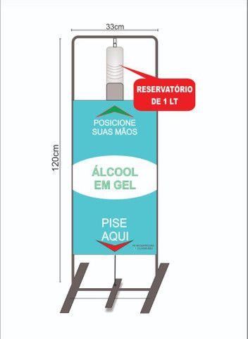 Totem Álcool em Gel - Foto 3