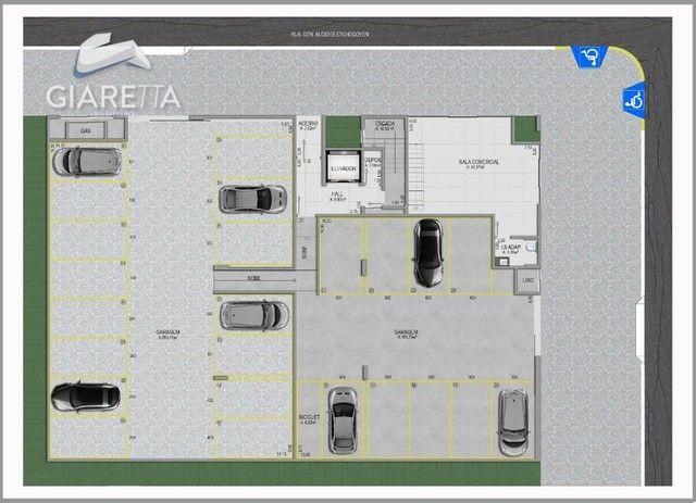 Apartamento à venda, JARDIM LA SALLE, TOLEDO - PR - Foto 6