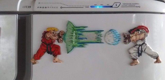 Enfeite, Imã de geladeira Personalizado - Foto 6