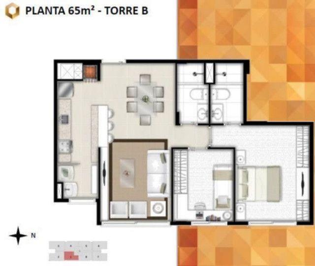 Apartamento à venda com 3 dormitórios em São sebastião, Porto alegre cod:EL56351836 - Foto 4