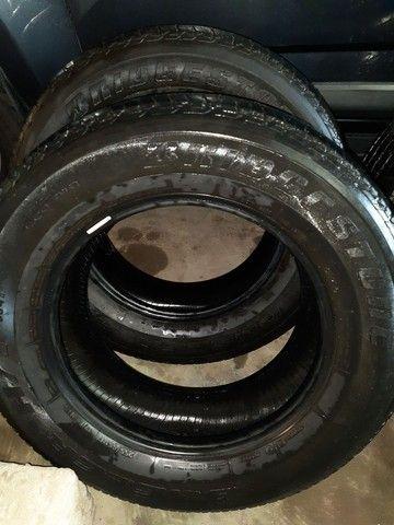 4 Pineus Bridgestone S 10 aro 17 - Foto 2