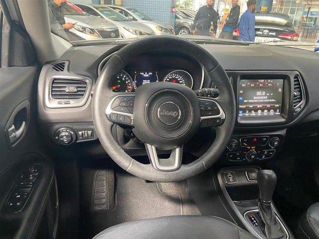 Jeep Compass 2.0 16v Flex Longitude Automático - Foto 16