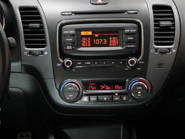 Kia Cerato 1.6 FLEX SX AUTOMATICO - Foto 9