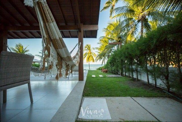 FA Casa beira mar na Praia dos Carneiros c/ 4 quartos - Foto 20