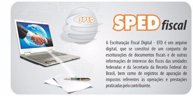 Software Gerador de Sped Fiscal - Icms/Ipi-Pis /Cofins