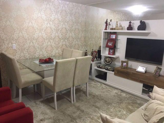 Lindo Apartamento 3/4 quartos, 1 suíte, 72m² priv. Nova Parnamirim, Natal/RN