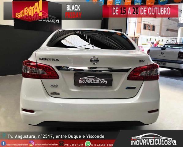 Nissan Sentra Completo 2.0 SV 2014 R$ 47.900
