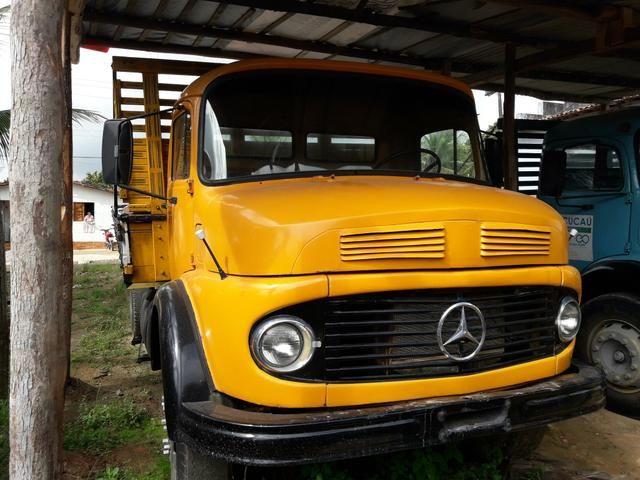 Caminhão 1113 1978