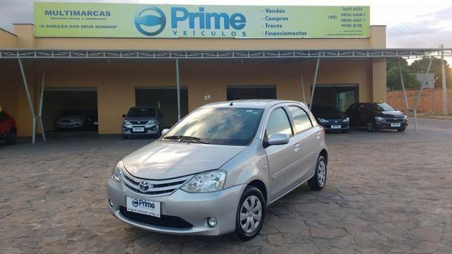 Toyota Etios XS 1.3 2013/2013