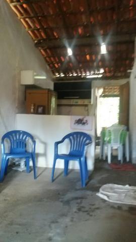 Casa 2 Quartos + Quintal grande murado - Encarnação de Salinas das Margaridas - Bahia - Foto 3