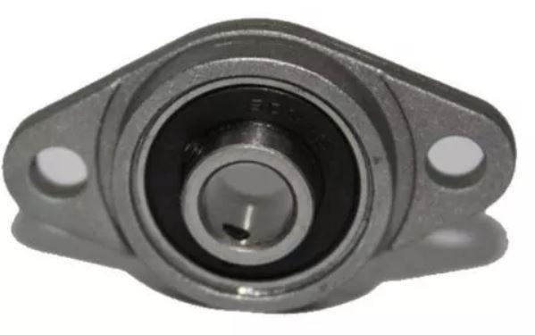COD-CP271 Mancal Com Rolamento Eixo 8mm Kfl08 Arduino Automação Robotica - Foto 3