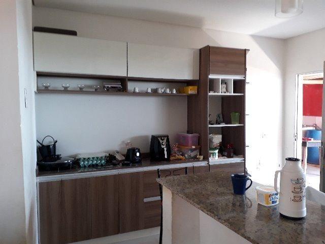 (Baixei pra vender mesmo)casa 4 qts,send 1 suit,lote 500m², cha 86 cond-fec em Árniqueiras - Foto 15