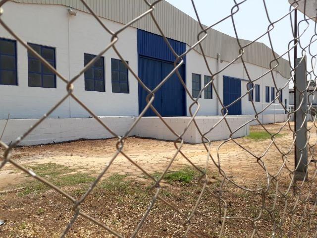 Galpão comercial para locação,Ótima Localização Com 7.000 m² Plano Diretor Sul, Palmas - G