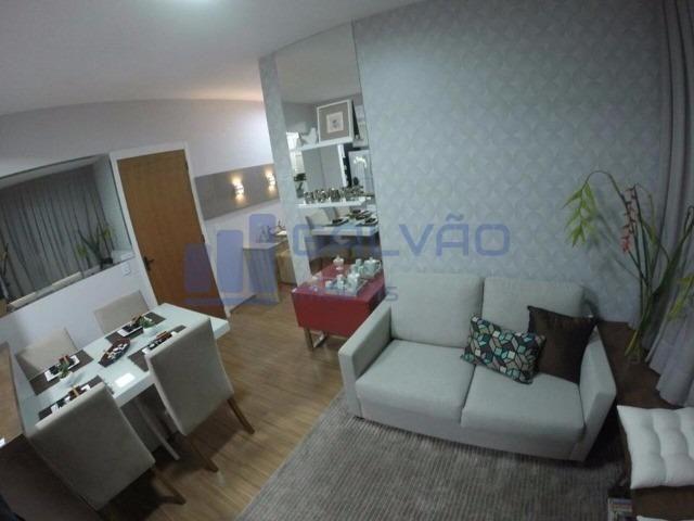 MR-2Q em Residêncial Centro da Serra, Financiamento MCMV e Entrada Super Facilitada!!! - Foto 2