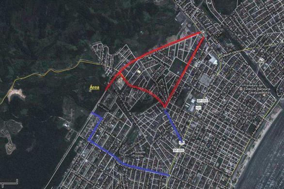 Terreno à venda em Poiares, Caraguatatuba cod:547 - Foto 6