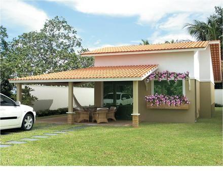 Casa com 3 dormitórios à venda, 150 m² por R$ 400.000 - Jacunda - Aquiraz/CE - Foto 11