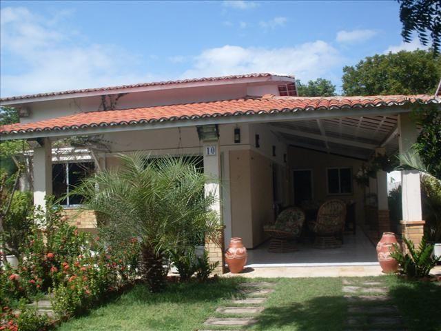 Casa com 3 dormitórios à venda, 150 m² por R$ 400.000 - Jacunda - Aquiraz/CE - Foto 3