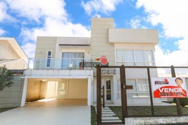 8287   sobrado à venda com 3 quartos em alto da xv, guarapuava - Foto 2