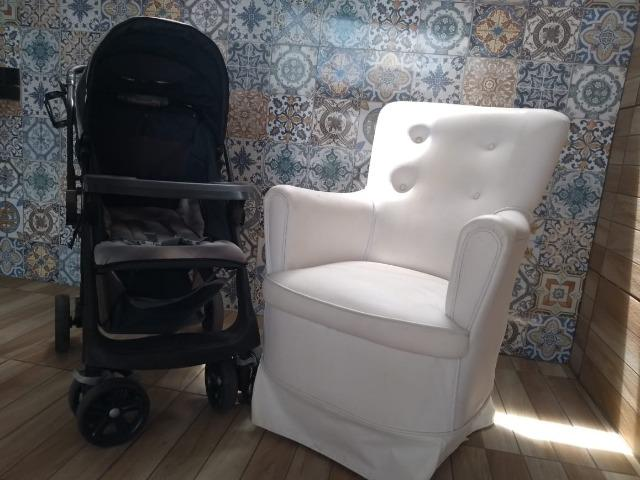 Cadeira + Carrinho