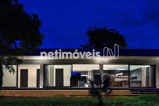 Casa de condomínio à venda com 3 dormitórios em Jardim botânico, Brasília cod:778925