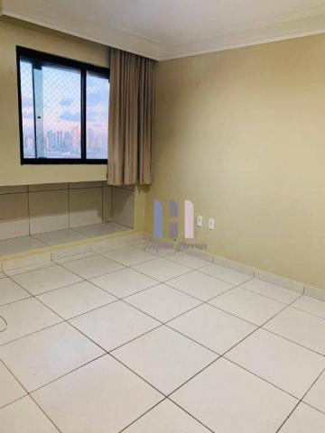 Apartamento com 3 dormitórios para alugar, 101 m² por r$ 2.800,00 - alecrim - natal/rn - Foto 5