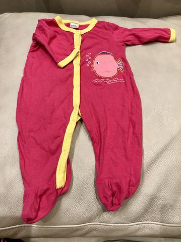 Menina pijamas 0 a 3 meses - Foto 2
