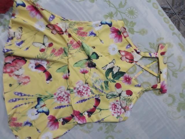 Vendo blusinha usada apenas uma vez