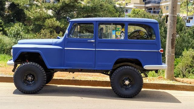 Ford Rural Willys 1972