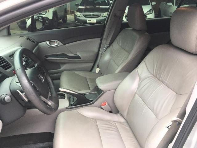 Civic LXR 2.0 Aut. Flex 2014 - Foto 11