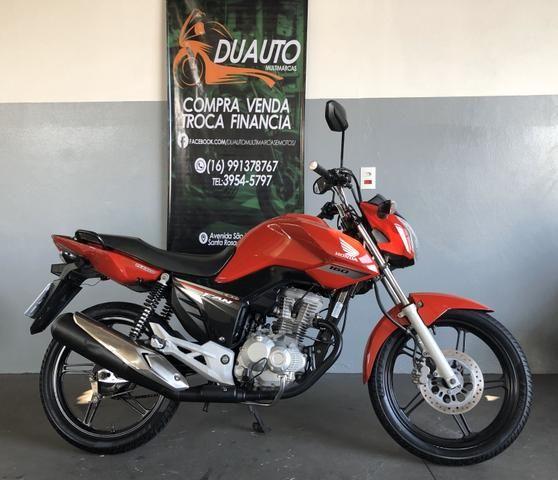 Honda cg 160 fan esdi - Foto 3