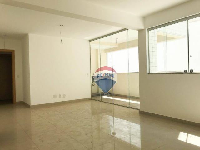 Apartamento garden com 4 dormitórios à venda, 130 m² por r$ 750.000,00 - buritis - belo ho - Foto 2