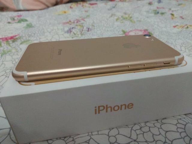 Vendo iPhone 7 bem conservado!!! - Foto 2