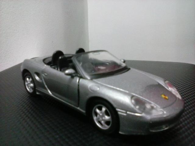 Miniatura Carrinho Porsche Boxster