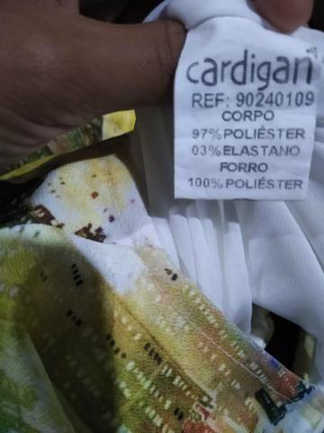Vestido Cardigan - Foto 2