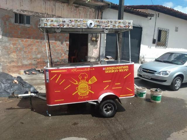 Food truck retrô ; - Foto 3
