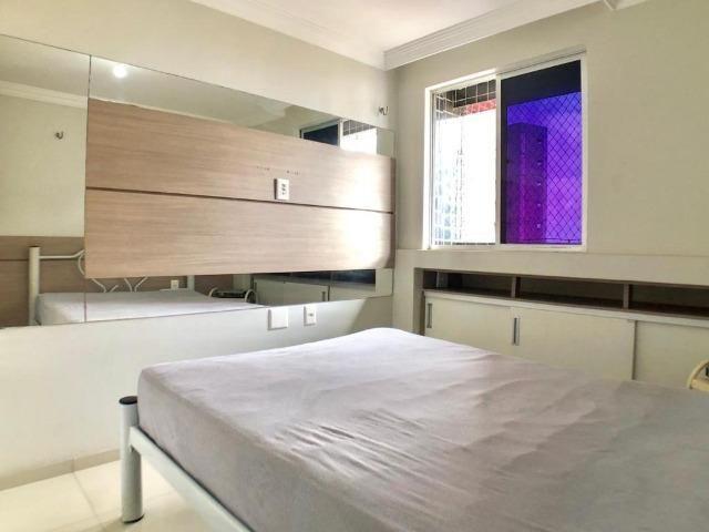 Apartamento com 3 quartos no 15° andar do Condomínio Atlântico Sul no Cambeba. AP0685 - Foto 5