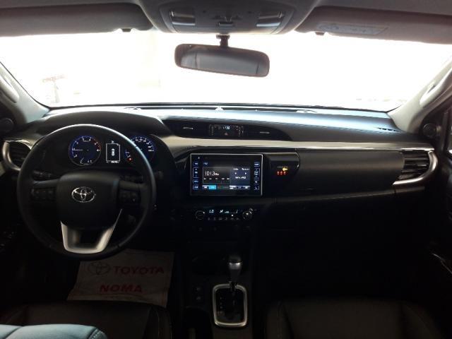 Toyota Hilux Cabine Dupla SRV 4P - Foto 5