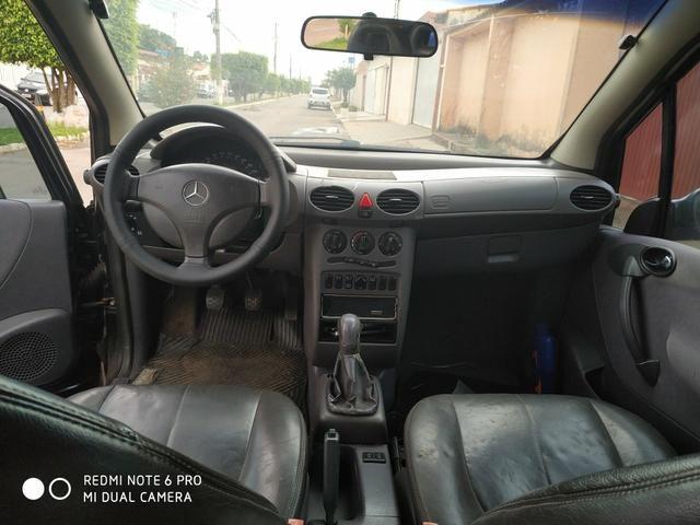 Carro em ótimo estado Mercedez benz Classe A190 - Foto 5