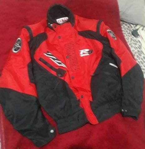 Jaqueta para motoqueiro R6 Yamaha - Foto 3