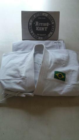Kimono Karatê infantil M3 Branco produtos novos e embalados