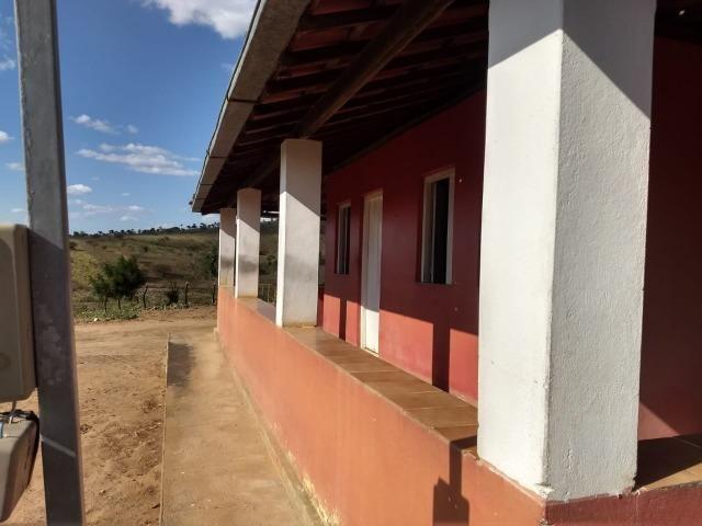 Fazenda 172 tarefas de terra com sede para criaçao de gado e cavalo e plantaçao
